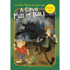 Albert Wiggle: A Cave full of Bats (Book #4)