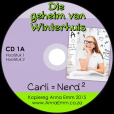 Carli=Nerd audio-boeke (nou slegs digitaal beskikbaar)