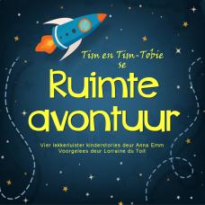Tim en Tim-Tobie se ruimte-avontuur