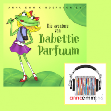 AEPod MP3 - Babettie Parfuum (sluit 4x stories in)