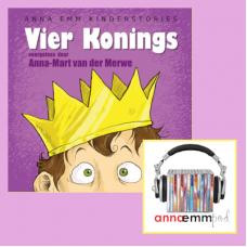 AEPod MP3 - Vier konings (sluit 4x stories in)