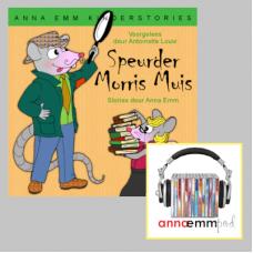 AEPod MP3 - Speurder Morris Muis Vol. 1 (sluit 4x stories in)