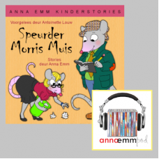 AEPod MP3 - Speurder Morris Muis Vol. 2 (sluit 4x stories in)