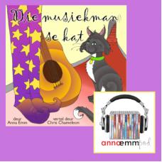 AEPod MP3 - Die musiekman se kat (sluit 4x stories in)