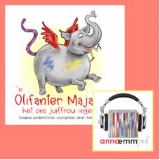 AEPod MP3 - 'n Olifanter-majanter (sluit 4x stories in)