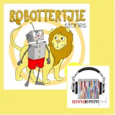 AEPod MP3 - Robottertjie en die leeu (sluit 4x stories in)