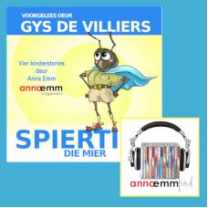 AEPod MP3 - Spiertier die mier (sluit 4x stories in)