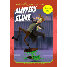 Albert Wiggle: Slippery Slime (Book #3)