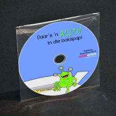 Daar's 'n alien in die bokspap! ECONOMY CD (in PVC sleeve - sonder case)