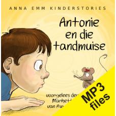 MP3 - Antonie en die tandmuise (4x stories)