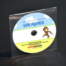 Die Apies ECONOMY CD (in PVC sleeve - sonder case)
