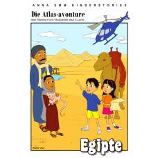 Die Atlas-avonture: Egipte