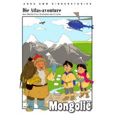 Die Atlas-avonture: Mongolië