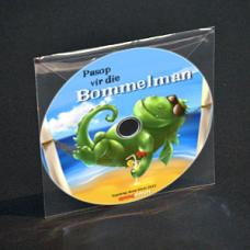 Pasop vir die Bommelman ECONOMY CD (in PVC sleeve - sonder case)