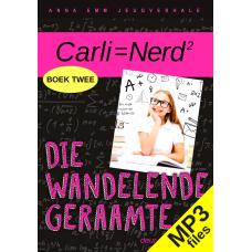 MP3 - Die wandelende geraamte (Carli #2)