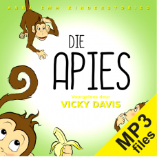 MP3 - Die Apies (4x stories)