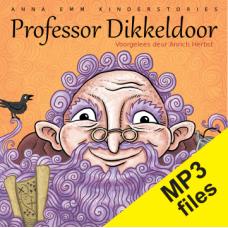 MP3 - Professor Dikkeldoor (4x stories)