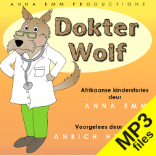 MP3 - Dokter Wolf AFR (4x stories)