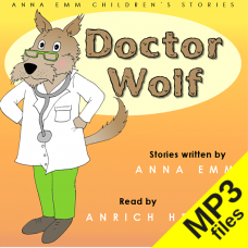 MP3 - Doctor Wolf ENG (4x stories)