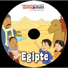 24-UUR AANBOD: EGIPTE CD