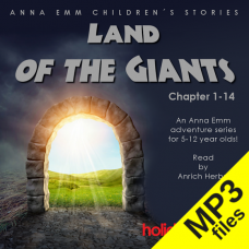 MP3 - Land of the Giant (Holiday stories)