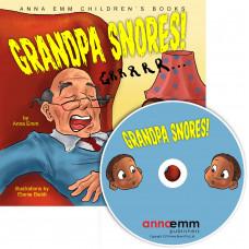 Grandpa snores!