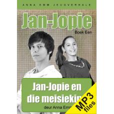 MP3 - Jan-Jopie en die meisiekind (Jan-Jopie boek #1)