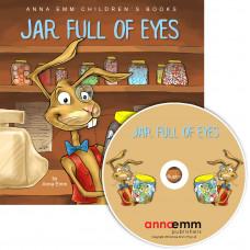 PRE-ORDER: Jar full of eyes (avail 31/1/2019)