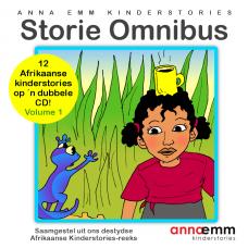 Afrikaanse kinderstories Volume 1 (nou slegs digitaal beskikbaar)