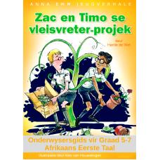 Klasgids: Zac en Timo se vleisvreter-projek