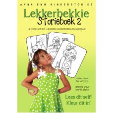Lekkerbekkie Storieboek 2