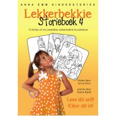 Lekkerbekkie Storieboek 4