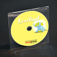 Lievelant ECONOMY CD (in PVC sleeve - sonder case)