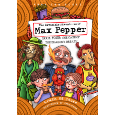 Max Pepper: The case of the Dragon's Breath