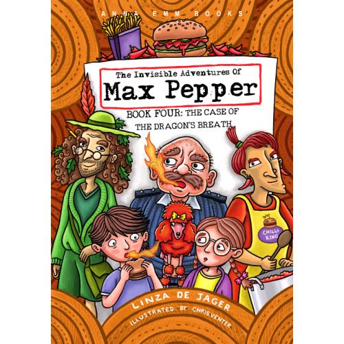 Max Pepper: The case of the Dragon's Breath