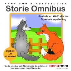 Jakkals en Wolf Omnibus (nou slegs digitaal beskikbaar)
