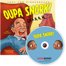 PRE-ORDER: Oupa snork! (avail 31/1/2019)