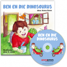 Ben en die dinosourus