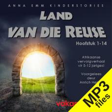 MP3 - Land van die Reuse (Vakansiestories)