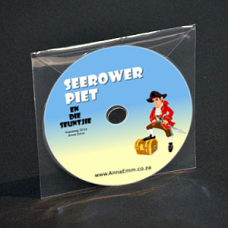 Seerower Piet ECONOMY CD (in PVC sleeve - sonder case)