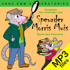 MP3 - Speurder Morris Muis CD 1 AFR (4x stories)