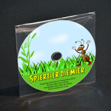 Spiertier die Mier ECONOMY CD (in PVC sleeve - sonder case)