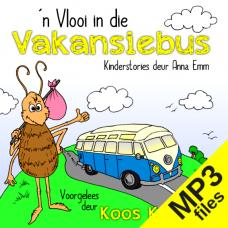 MP3 - Vlooi in die vakansiebus AFR (4x stories)