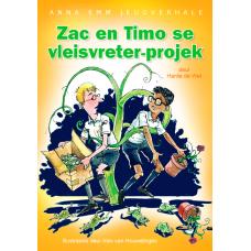 Zac en Timo se vleisvreter-projek
