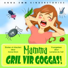 FINAL CLEARANCE: Mamma gril vir goggas!