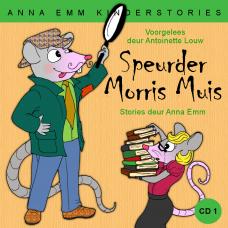 Speurder Morris Muis CD 1