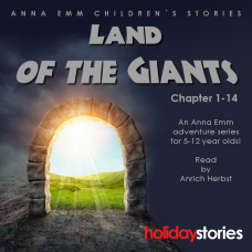 Land of the Giants (Chapter 1-14)