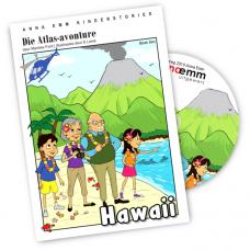 24-UUR AANBOD: Die Atlas-avonture in Hawaii + CD